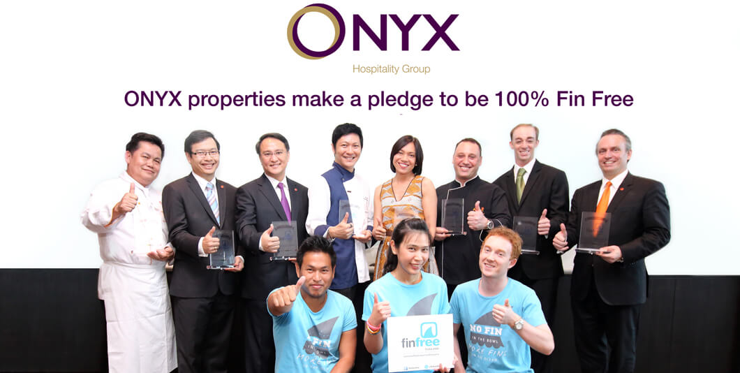 16 ONYX Properties, 16 Fin Free Pledges