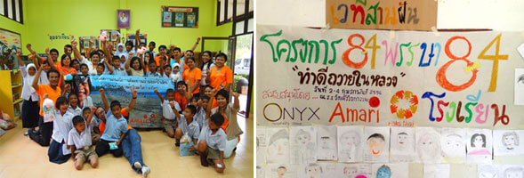 Baht for a Better Life & Raks Thai Foundation (CARE Thailand)
